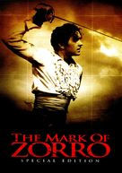 The Mark of Zorro - DVD cover (xs thumbnail)