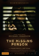 The Missing Person - Australian Movie Poster (xs thumbnail)