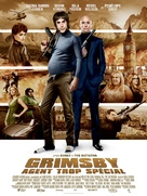 The Brothers Grimsby - French Movie Poster (xs thumbnail)