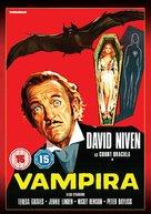 Vampira - British Movie Cover (xs thumbnail)