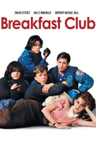 The Breakfast Club - French Video on demand movie cover (xs thumbnail)