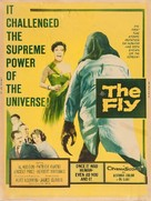 The Fly - Movie Poster (xs thumbnail)