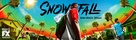 """""""Snowfall"""" - Movie Poster (xs thumbnail)"""