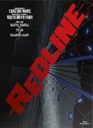 Redline - Blu-Ray cover (xs thumbnail)