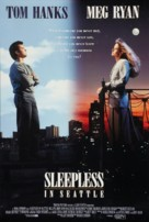 Sleepless In Seattle - Movie Poster (xs thumbnail)