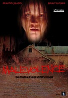 Malevolence - Spanish Movie Poster (xs thumbnail)