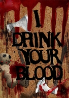 I Drink Your Blood - DVD cover (xs thumbnail)
