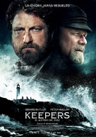 Keepers - Spanish Movie Poster (xs thumbnail)