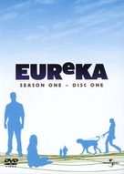 """""""Eureka"""" - DVD cover (xs thumbnail)"""