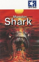 Shark: Rosso nell'oceano - German DVD cover (xs thumbnail)