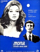Mona, l'étoile sans nom - French Movie Poster (xs thumbnail)