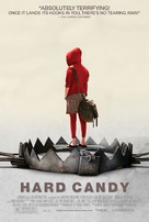 Hard Candy - Hungarian Movie Poster (xs thumbnail)
