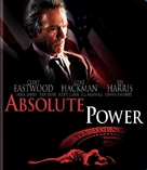 Absolute Power - Blu-Ray movie cover (xs thumbnail)