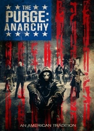 The Purge: Anarchy - DVD cover (xs thumbnail)