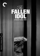 The Fallen Idol - DVD cover (xs thumbnail)