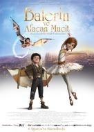 Ballerina - Turkish Movie Poster (xs thumbnail)