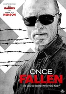 Once Fallen - Swedish Movie Poster (xs thumbnail)