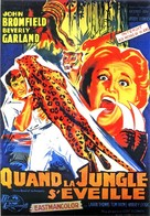 Curucu, Beast of the Amazon - French Movie Poster (xs thumbnail)