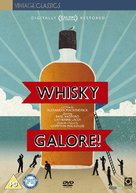 Whisky Galore! - British DVD movie cover (xs thumbnail)