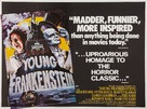 Young Frankenstein - British Movie Poster (xs thumbnail)