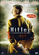 Hitler: The Rise of Evil - French DVD cover (xs thumbnail)
