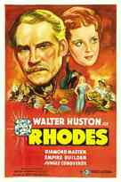 Rhodes of Africa - Movie Poster (xs thumbnail)