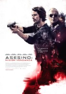 American Assassin - Colombian Movie Poster (xs thumbnail)