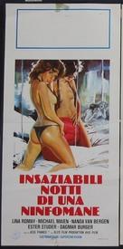 Frauen ohne Unschuld - Italian Movie Poster (xs thumbnail)