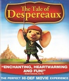 The Tale of Despereaux - Blu-Ray movie cover (xs thumbnail)