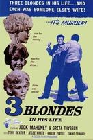 Three Blondes in His Life - Movie Cover (xs thumbnail)