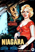 Niagara - German Movie Poster (xs thumbnail)