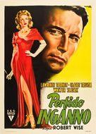 Born to Kill - Italian Movie Poster (xs thumbnail)