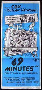 69 Minutes - Australian Movie Poster (xs thumbnail)