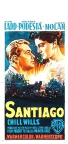 Santiago - Italian Movie Poster (xs thumbnail)