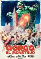Gorgo - Spanish Movie Poster (xs thumbnail)