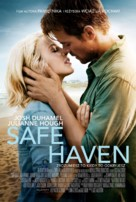 Safe Haven - Polish Movie Poster (xs thumbnail)