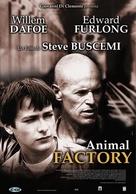 Animal Factory - Italian Movie Poster (xs thumbnail)