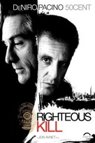 Righteous Kill - Movie Cover (xs thumbnail)