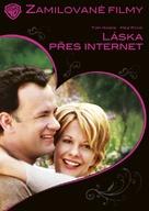 You've Got Mail - Czech DVD cover (xs thumbnail)