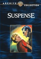 Suspense - DVD cover (xs thumbnail)