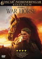 War Horse - Swedish DVD cover (xs thumbnail)
