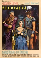 Cleopatra - Spanish Movie Poster (xs thumbnail)