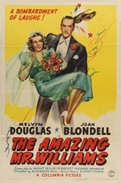 The Amazing Mr. Williams - Movie Poster (xs thumbnail)