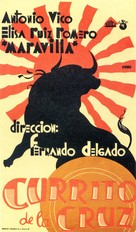 Currito de la Cruz - Spanish Movie Poster (xs thumbnail)