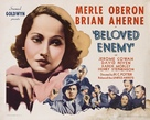 Beloved Enemy - British Movie Poster (xs thumbnail)