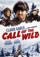 The Call of the Wild - DVD cover (xs thumbnail)