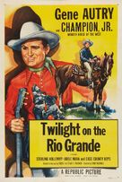 Twilight on the Rio Grande - Re-release movie poster (xs thumbnail)