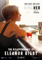 The Disappearance of Eleanor Rigby: Her - Belgian Movie Poster (xs thumbnail)