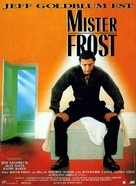 Mister Frost - French Movie Poster (xs thumbnail)