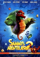 Sammy's avonturen 2 - German Movie Poster (xs thumbnail)